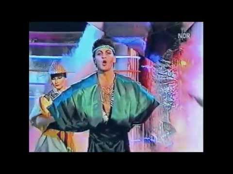 Lee Marrow - Shanghai (Extra Tour 1985)