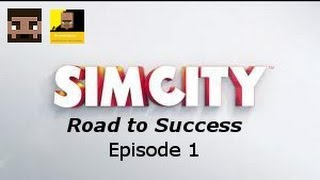 SimCity: Road to Success [Episode 1: Too many criminals]