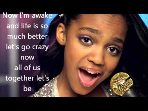 Something Real By China Anne McClain and Kelli Berglund Lyrics