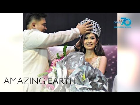 Amazing Earth: Miss Bataan 2018's environmental advocacy - 동영상