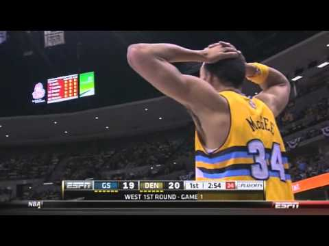 JaVale McGee Isn't The Court Jester Anymore, But He's Still The King Of Goaltending