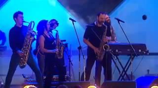Zion80 ASHER BARA live in Krakow, Poland - 23FKŻ Shalom on Szeroka