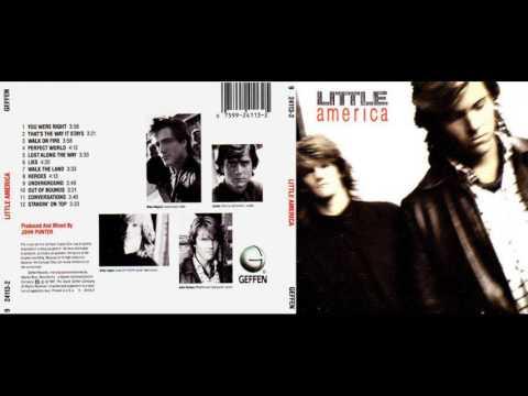Little America - S/T [1987 full album]