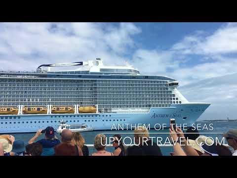Anthem Of The Seas - Royal Caribbean