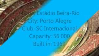 Video FIFA World Cup 2014 stadiums download MP3, 3GP, MP4, WEBM, AVI, FLV Oktober 2017