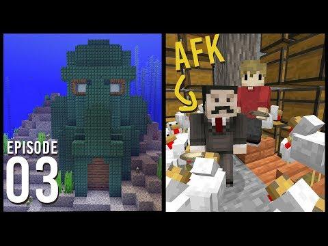 Hermitcraft 6: Episode 3 - CONDUITS & ANTICS