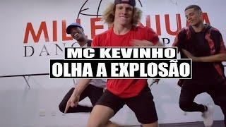 Baixar Mc Kevinho - Olha a Explosão   Coreógrafo Tiago Montalti