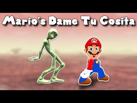 Mario's Dame Tu Cosita