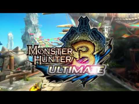 Trailer Monster Hunter 3 Ultimate