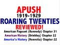 American Pageant Chapter 31 APUSH Review