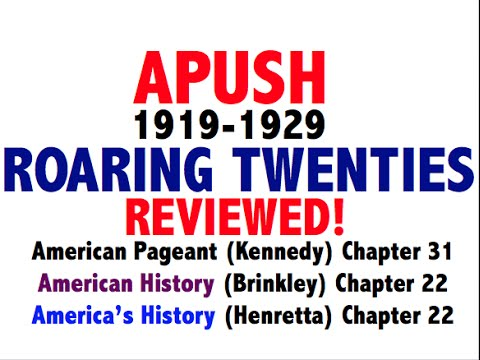 apush chapter 38 essay