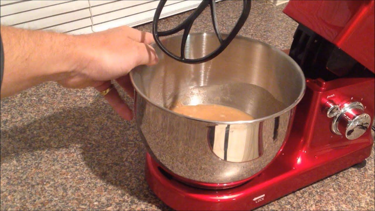 Homemaker Bench Mixer Red