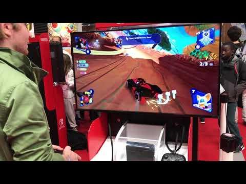 Team Sonic Racing Torrent - Download - Shurigames