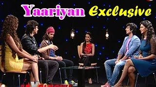 Yaariyan Team exclusive interview with zoOm