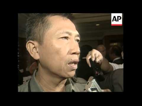Chief Bali blast investigator says explosive residue of bomb discovered