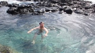 Secret Hawaiian Tide Pools