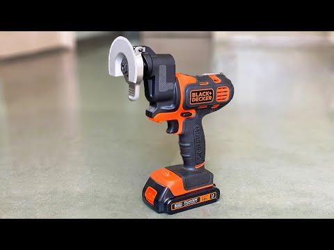 5 Amazing Multi-tool Drill Attachment !!