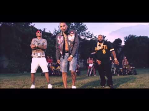 Chris Brown Beat It Up