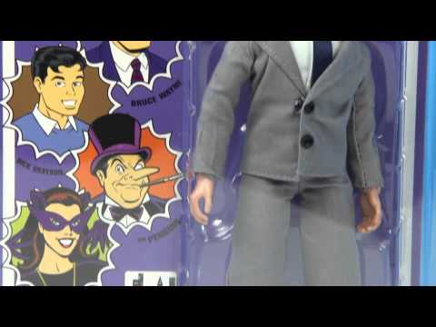 Batman Retro Action Figures Series 2 Set - Free Shipping