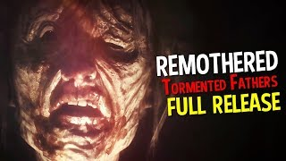 Remothered FULL Release - BEST JUMPSCARE Timing EVER! - (Remothered Tormented Fathers Gameplay #4)