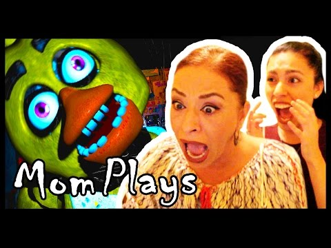 Mom Plays: Five Nights At Freddy's!