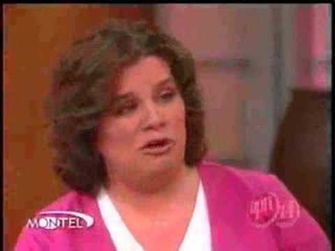 HBOT - Grace Kenitz on Montel Williams Show - Part 2