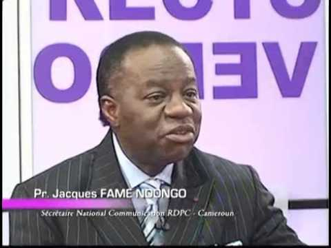 Image result for jacques Fame Ndongo