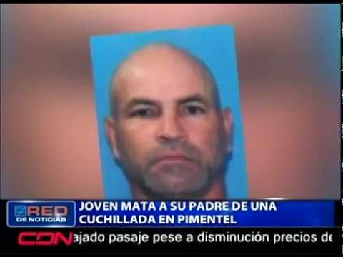 Joven mata a su padre de una cuchillada en Pimentel