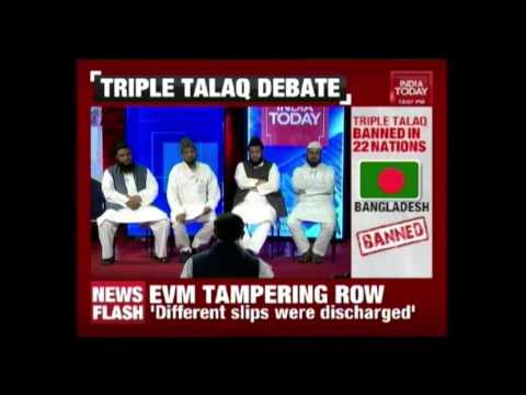 India Today Special: The Triple Talaq Debate