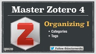 Zotero Tutorial: Organizing with Tags