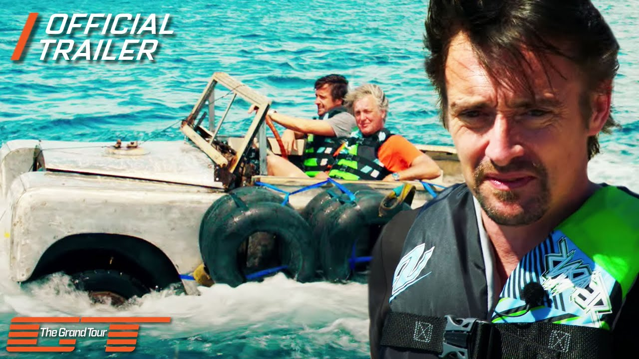 Download The Grand Tour Try To Save The World's Coral Reefs In Nashville   Week 9 Trailer   The Grand Tour
