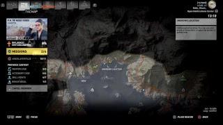 Tom Clancy's Ghost Recon Wildlands - Campaign Solo Mode - P.N. de Agua Verde's Province
