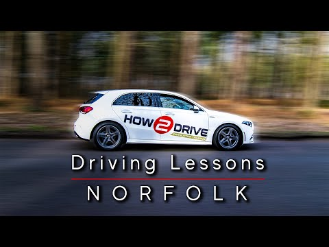 Driving Lessons Norfolk - cut the cost of driving tuition with our structured driver training system