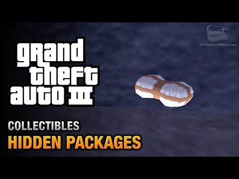 GTA 3 - Hidden Packages [Liberty City Secrets Trophy / Achievement]