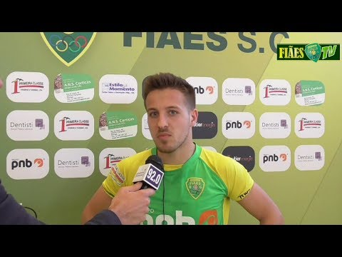 Flash Interview: Fiães SC x SC Beira Mar - Fiães TV