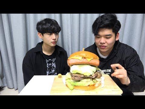 0.1$ Hamburger Vs 100$ Hamburger