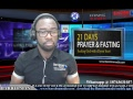BARRALNATION 21 DAYS FASTING- END OF DAY 16- ALL ABOUT PRAYER- ODEEN CLARKE