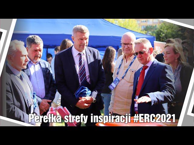 Perełka strefy inspiracji #ERC2021