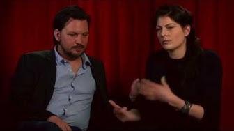 Katrin Gebbe und Sascha Alexander Gersak im Gespräch zu TORE TANZT