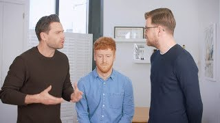 How to Style And Maintain Your Short Beard | ILK London