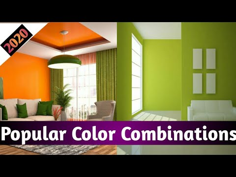 Interior Color Combinations 2020 Bedroom Color Combinations Bedroom Paint Colors Ideas Youtube