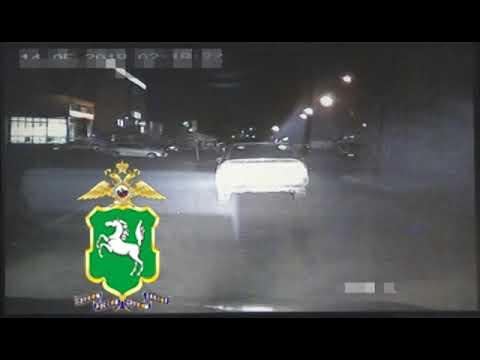 Погоня в Томске