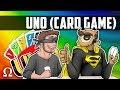 THE SUPERHERO I NEEDED (THE VANOSS UNO CLUTCH!) | Uno Card Game #33 Ft. Jiggly, Kryoz, Vanoss