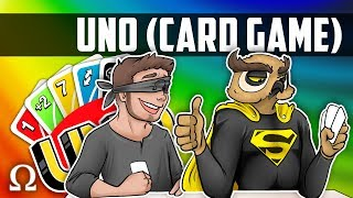 THE SUPERHERO I NEEDED (THE VANOSS UNO CLUTCH!) | Uno Card Game #33 Ft. Jiggly, Kryoz, Vanoss