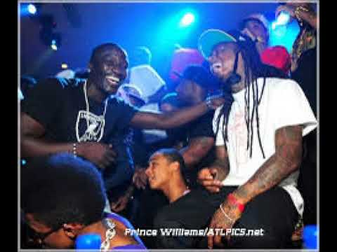 Lil wayne ft Akon & T.I She's My Hero (full music video)