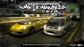 обзор NFS Most Wanted 5-1-0 на PSP (от OnePoint)