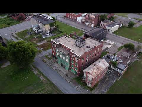 Cairo IL - The Saddest Town In America