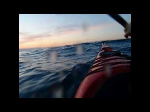 Kayak Wilderness Tempest 170 test