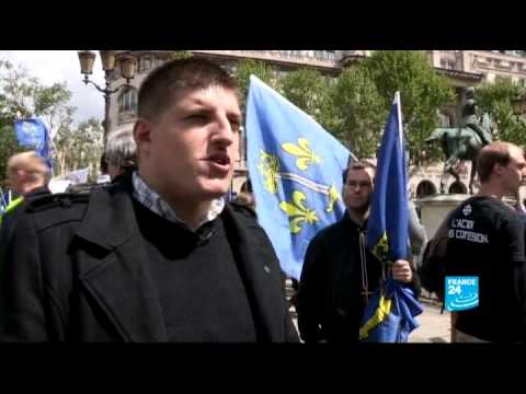 The right in France: a new generation - REPORTERS - 06/06/2013
