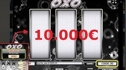 OXO Round 2 💰💰💰 BIG WIN 10.000€ 💰💰💰 Gros Gain & Maxi Chance.